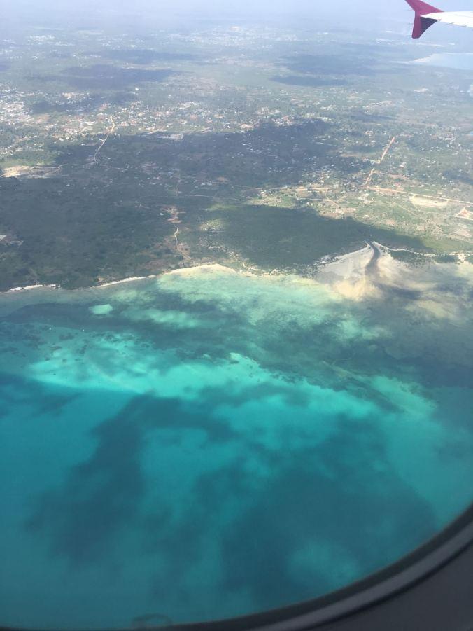 Africa - zanzibar landing