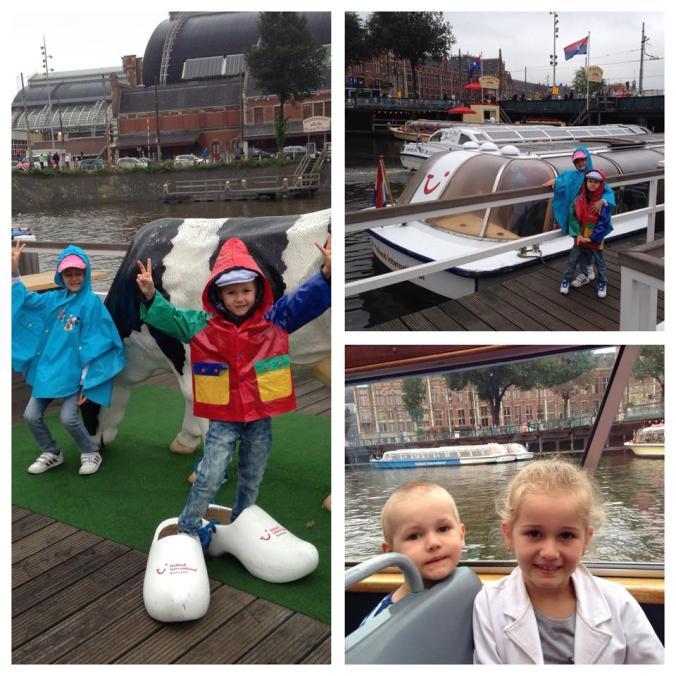 Amsterdam - boat trip