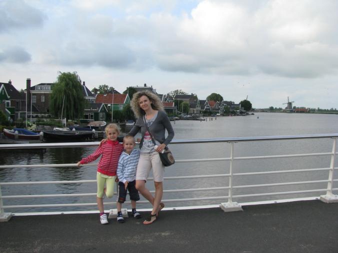 Amsterdam - zaanse schans view