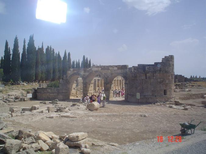 Antalya - pamukkale 2