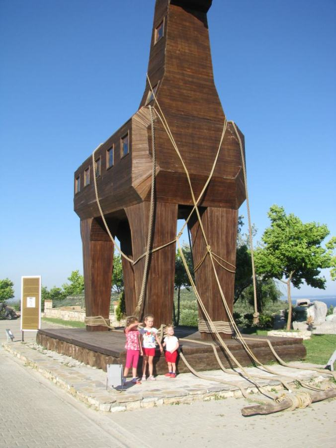 Antalya - trojan horse
