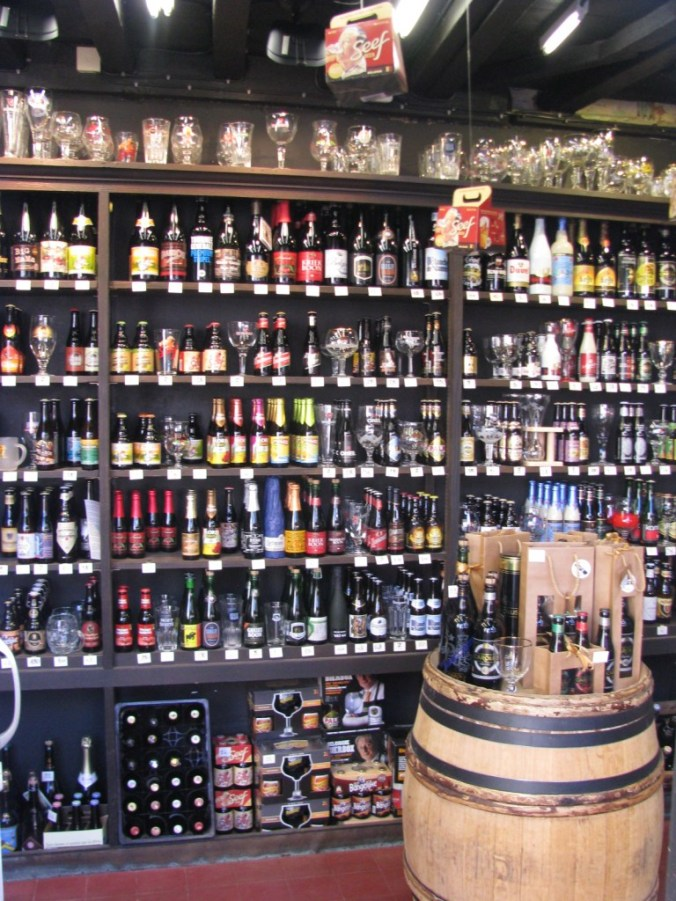 Anvers - beer store