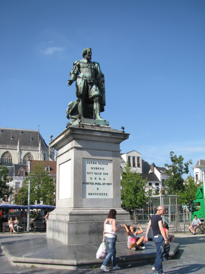 Anvers -statue