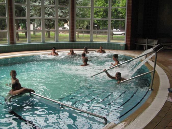 AquaPalota Gyula - gyomaendrod indoor thermal pool