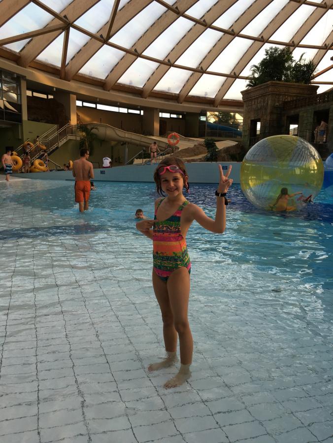 Aquaworld Budapesta - fun