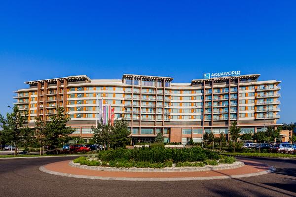 Aquaworld Budapesta - hotel