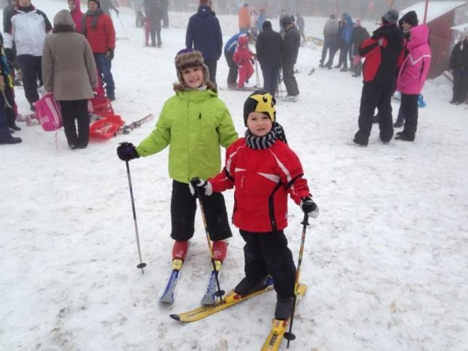 Arieseni, Sovata si Bucin - ski lessons