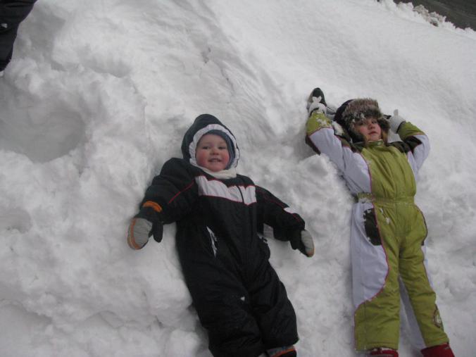 Arieseni, Sovata si Bucin - winter
