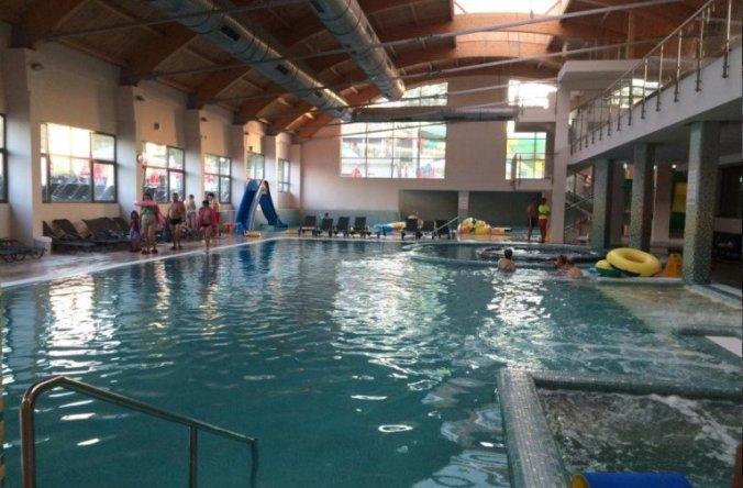 Arsenal Aquapark - indoor