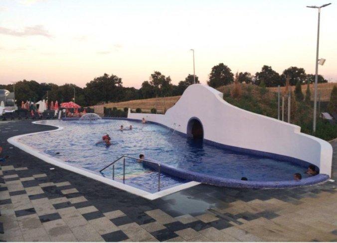 Arsenal Aquapark - pools