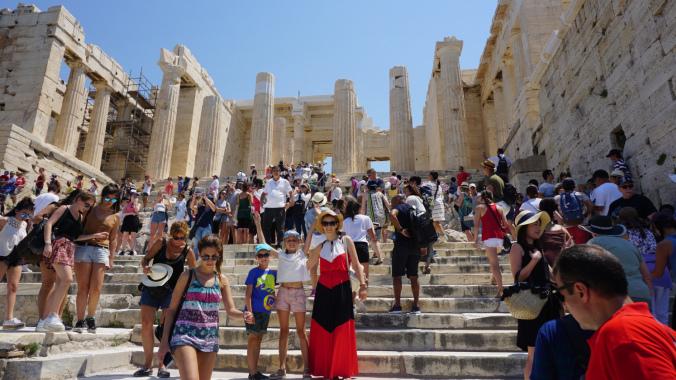 Atena - acropolis2