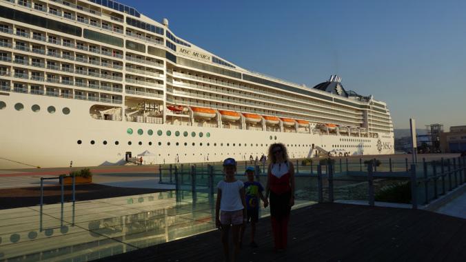 Atena - port