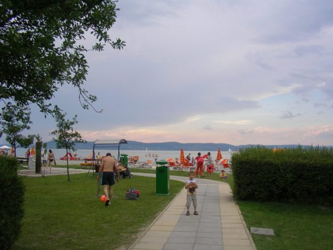 Balaton - hotel resort