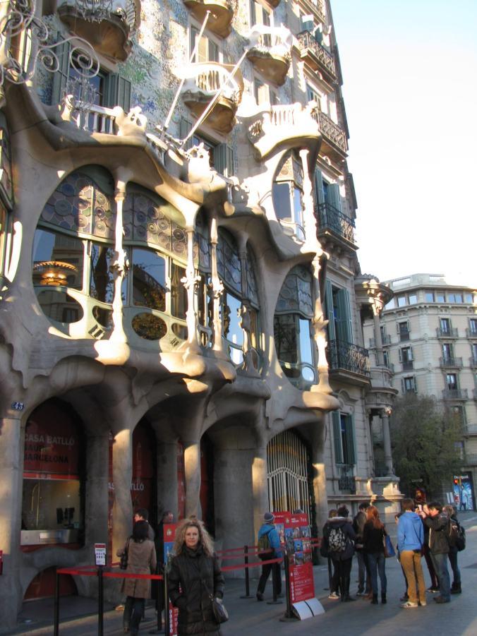 Barcelona - batllo house1