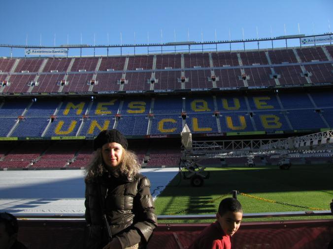 Barcelona - camp nou1