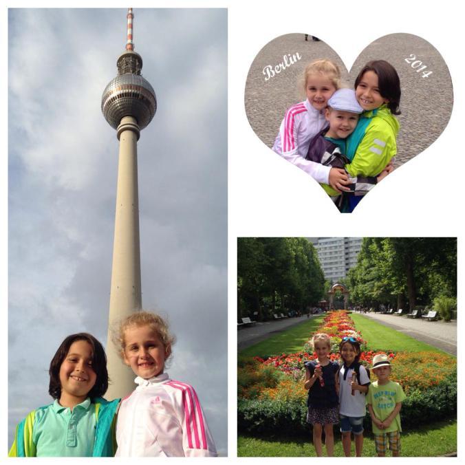 Berlin - friends