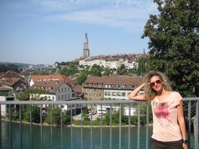 Berna - view