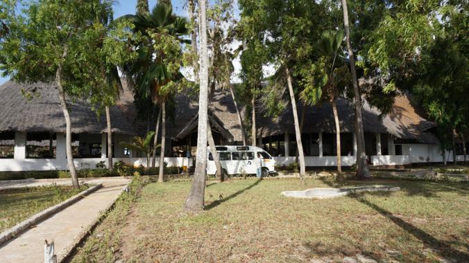 Blue Safari - hotel resort2