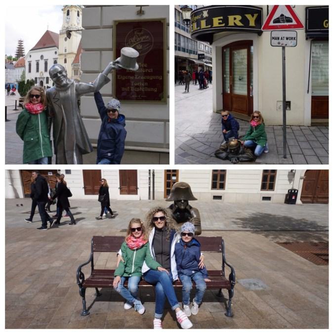 Bratislava - old town 2017
