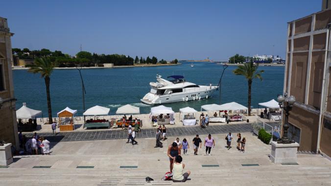 Brindisi - port