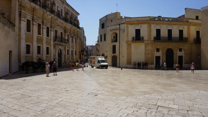 Brindisi - square