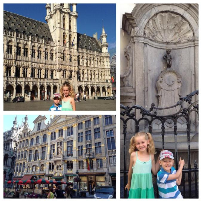 Bruxelles- attractions