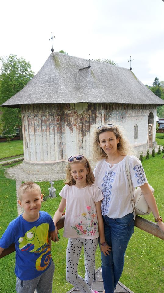 Bucovina - church
