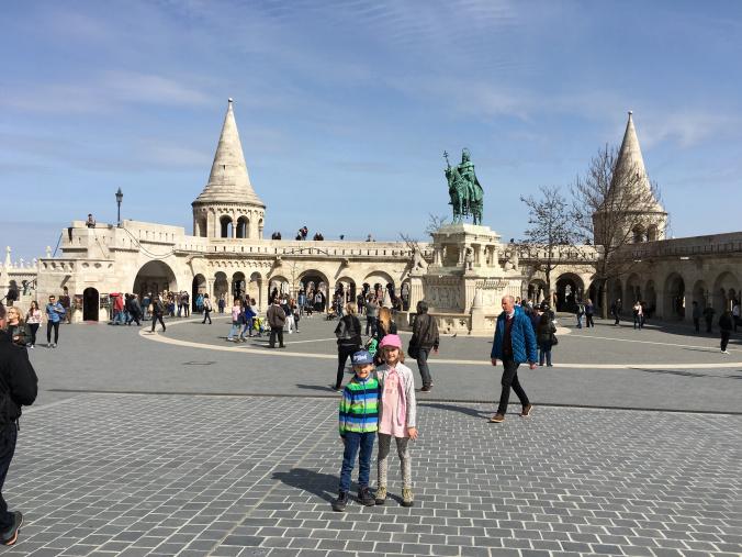 Budapesta - bastionul perscarilor