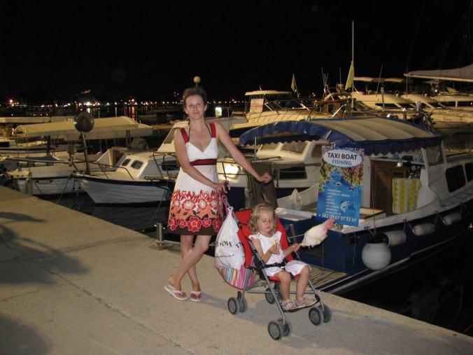 Budva - boats