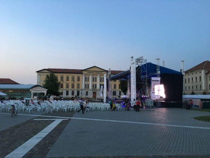 Cetatea Alba-Iulia - opera show