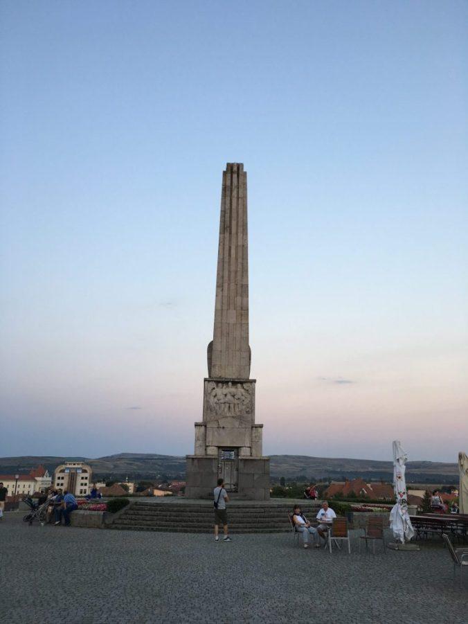 Cetatea Alba-Iulia - temnita closca