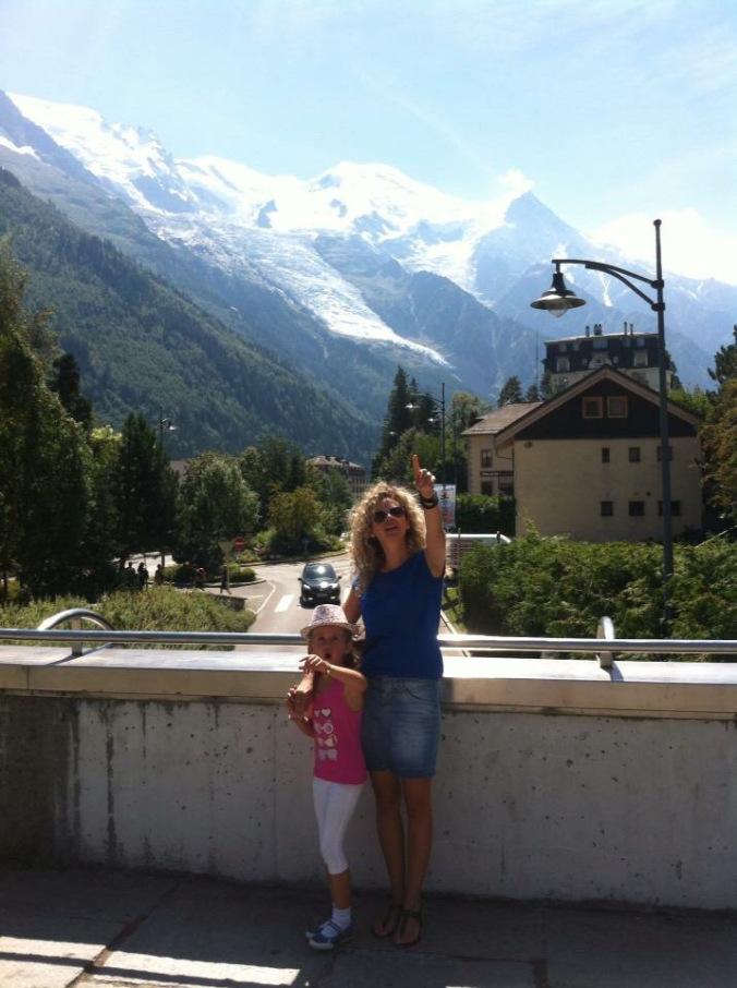 Chamonix Mont-Blanc - views
