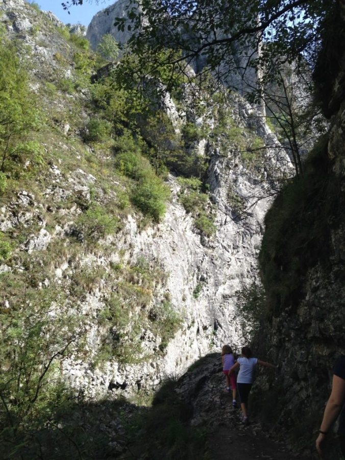 Cheile Turzii - mountains