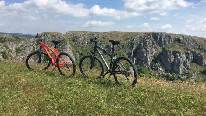 Cheile Turzii - panoramic bikes
