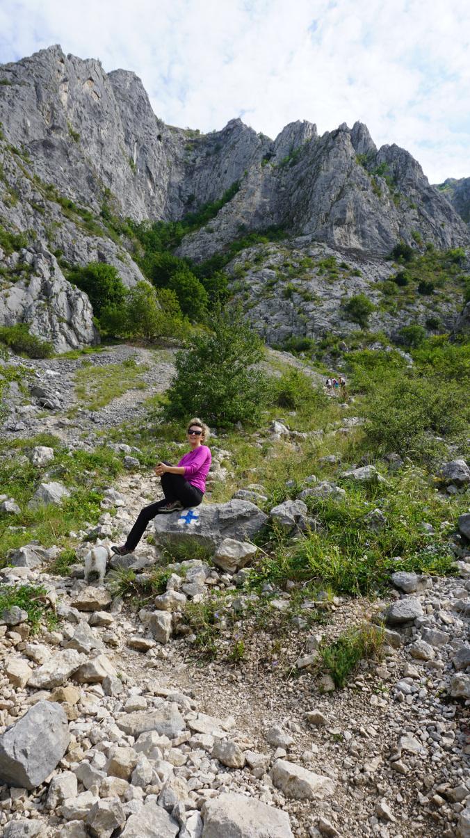 Coltesti - cliffs