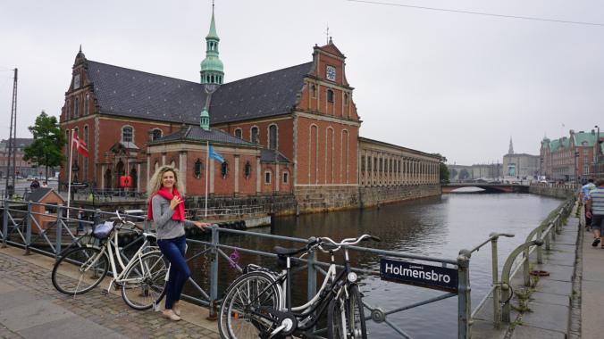 Copenhaga - bike