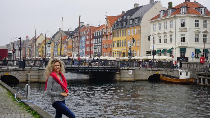 Copenhaga - havn