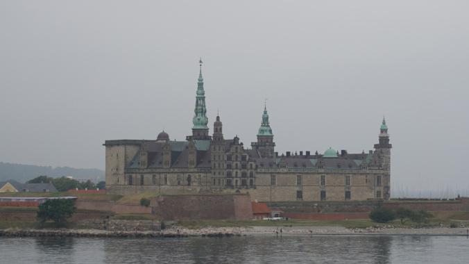 Copenhaga - kronborg castle