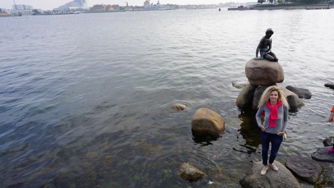 Copenhaga - little mermaid