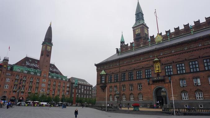 Copenhaga - radhus