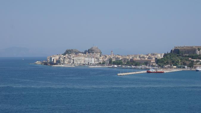 Corfu - panoramic