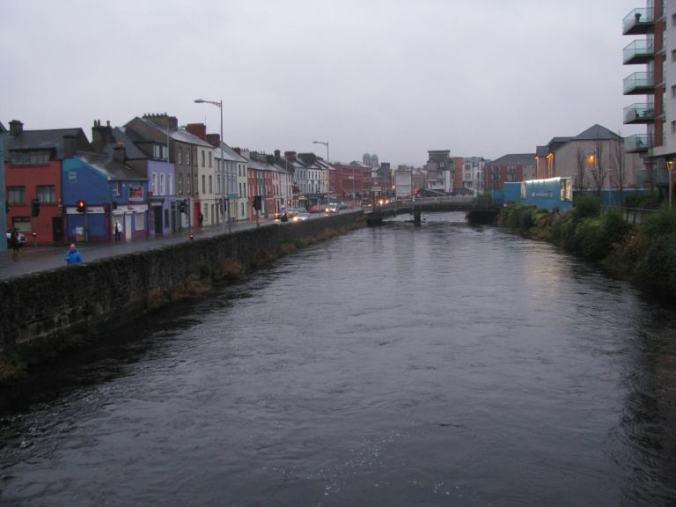 Cork - Lee river