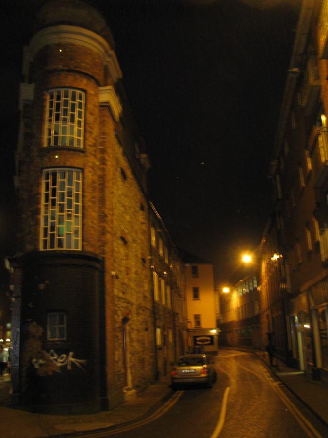 Cork - by night