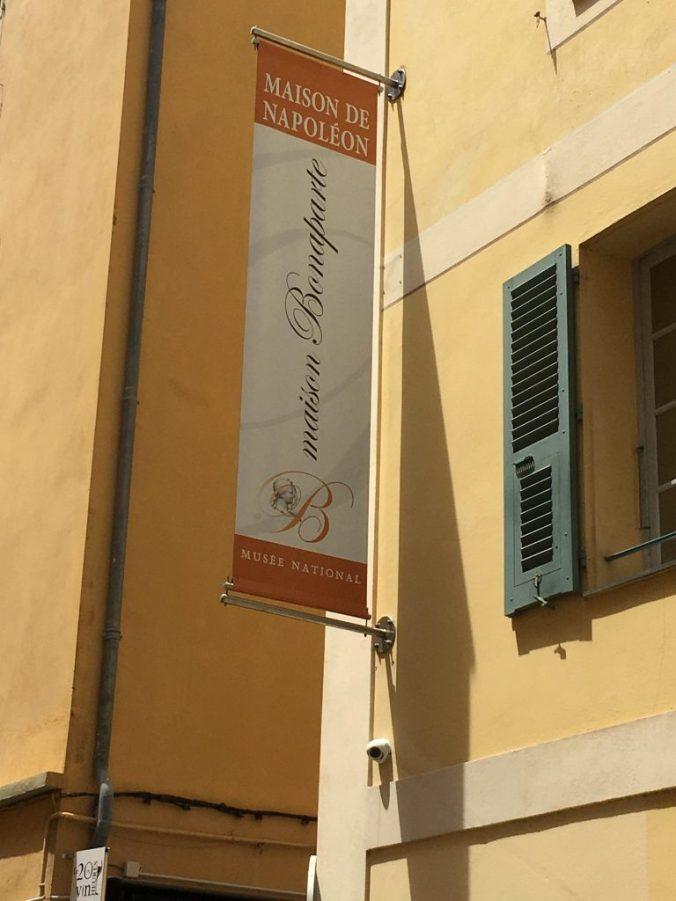 Corsica - napoleon house