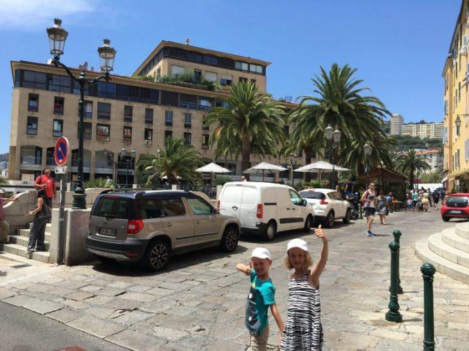 Corsica - square