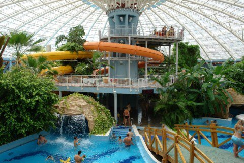 Debrecen Aquaticum - indoor