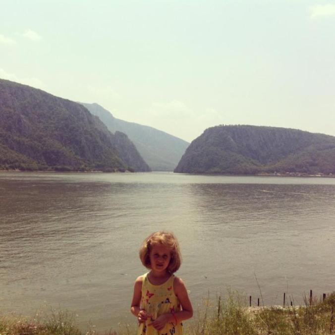 Defileul Dunarii - cazanele mici
