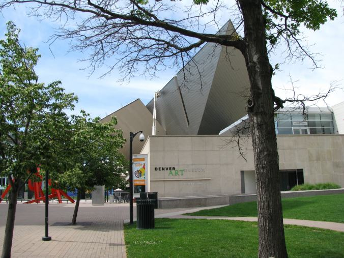Denver - art museum