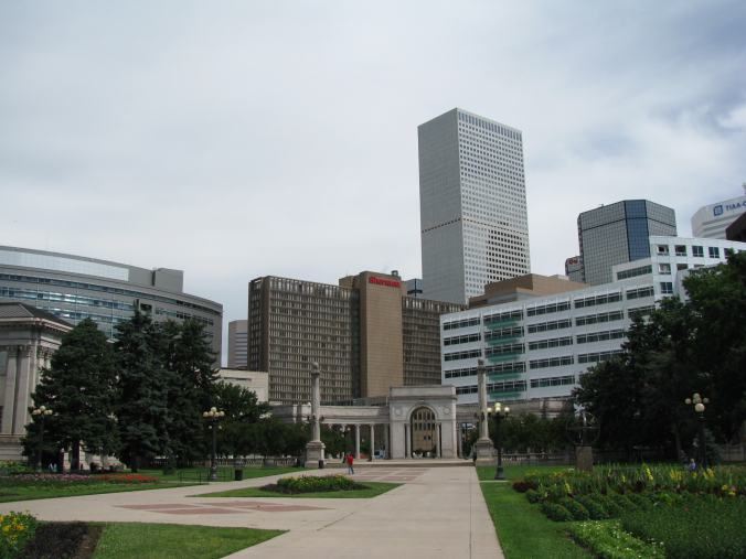 Denver - downtown1