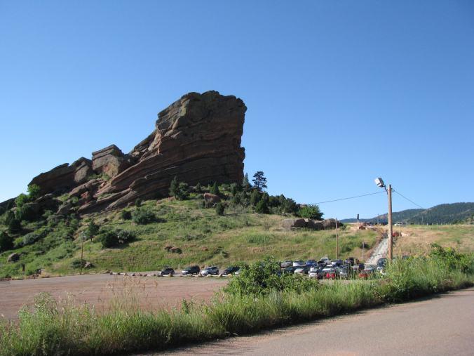 Denver - red rock
